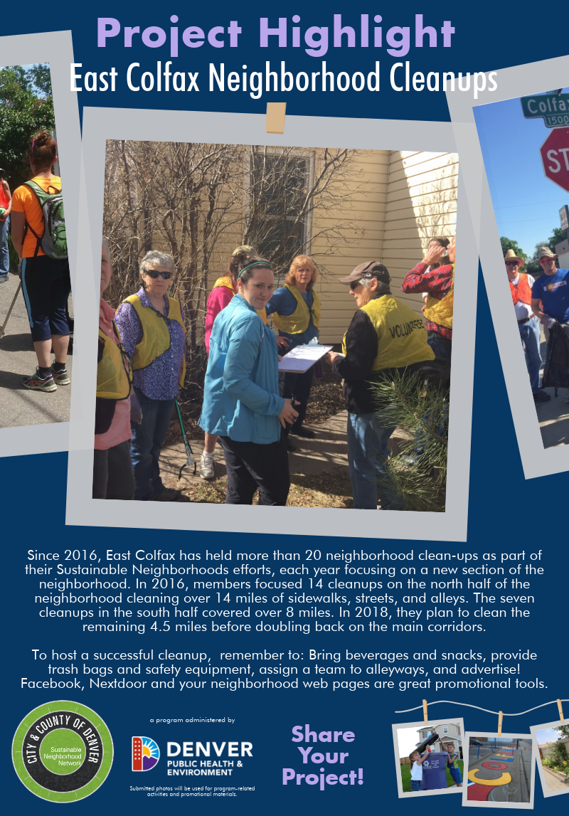 Highlight-EastColfax Cleanups